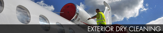 aircraft cleaning services